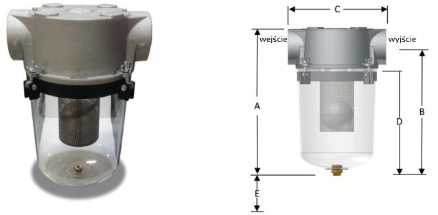 Poważnie Separatory próżniowe: separator podciśnienia STS, LRS/SRS ZF27