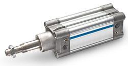 Siłowniki pneumatyczne Newton (NWT 32 ÷ 125 ISO 15552)