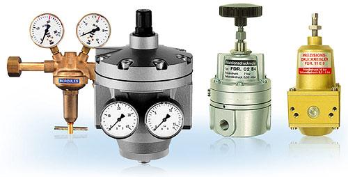 Reduktory ciśnienia specjalne