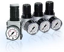 Reduktory ciśnienia do montażu szeregowego
