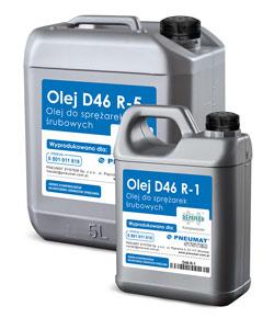 Chwalebne Corena D46 - Olej do sprężarek śrubowych NQ32