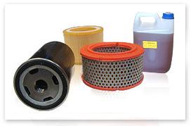 Serwis kompresorów, sprzedaż materiałów eksploatacyjnych i części zamiennych