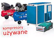 kompresory używane