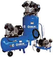 Kompresory ORLIK