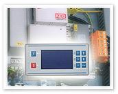 System sterowania i monitoringu pracy kompresora