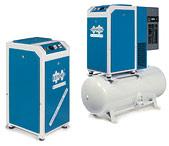Kompresory śrubowe standardowe serii RS-TOP
