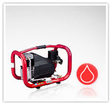 Kompresory tłokowe FINI z napędem bezpośrednim / olejowe serii SHUTTLE